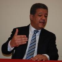 Expresidente dominicano Leonel Fernandez