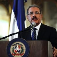 Presidente dominicano Danilo Medina
